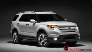 Cho thuê xe 7 chỗ Ford Everest