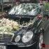 Cho thuê xe cưới 4 chỗ Mercedes E250