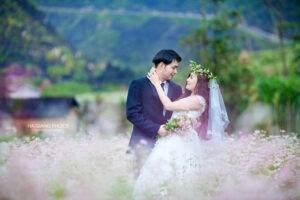 Bộ ảnh cưới được thực hiện tại Hà Giang sẽ mang lại cho những đôi lứa khoảnh khắc kỳ diệu không thể nào quên được